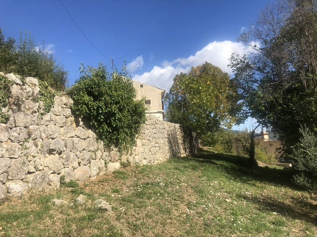 BARGEMON : constructible land with panoramic view