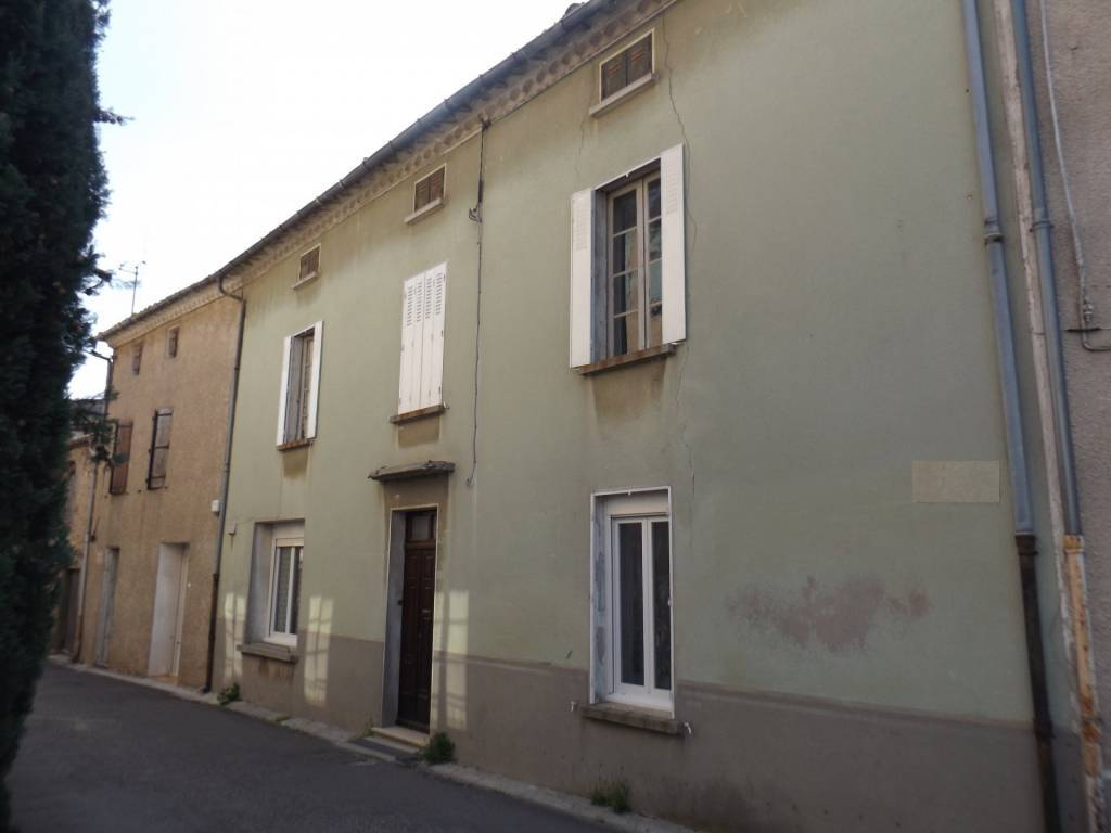 Sale Village house Rieux-Minervois