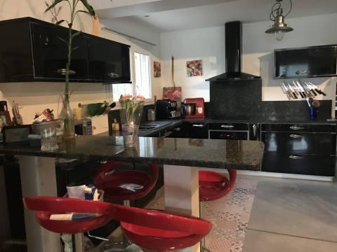 Kitchen Kitchen bar Stainless steel