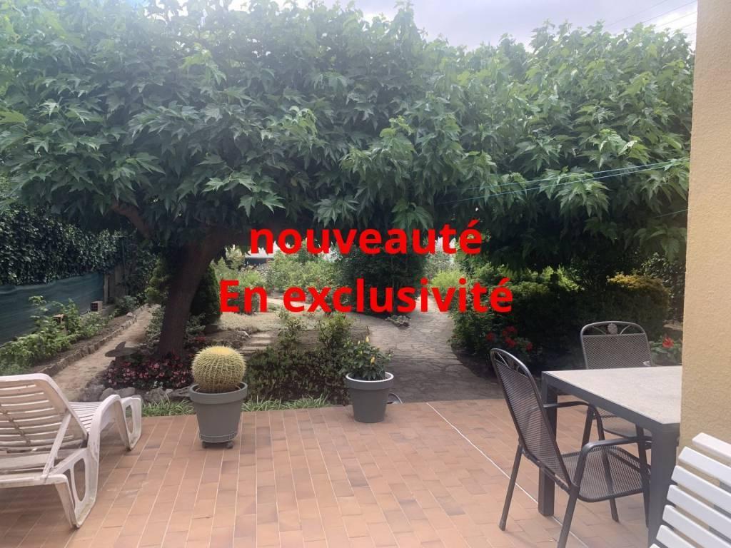 Charmante maison de ville 4 Chambresavec grand jardin - garage