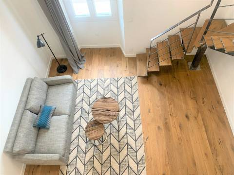 Living-room Wooden floor