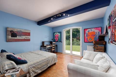 Dormitorio Azulejo
