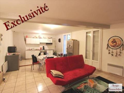 Vente Appartement Rivesaltes
