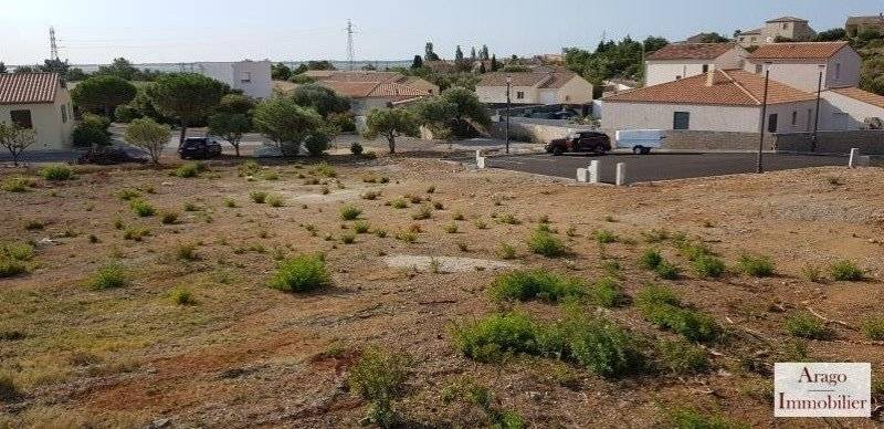Sale Building land Fitou
