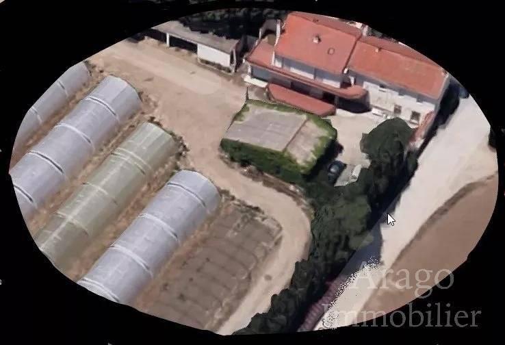 GRANDE MAISON SUR TERRAIN 2500M² À VENDRE RIVESALTES