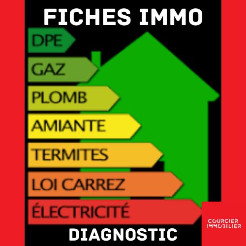 Diagnostics immobilier