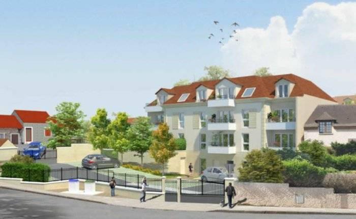 Appartement neuf Les Clayes Sous Bois à vendre