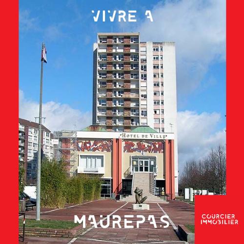 Hôtel de ville de Maurepas