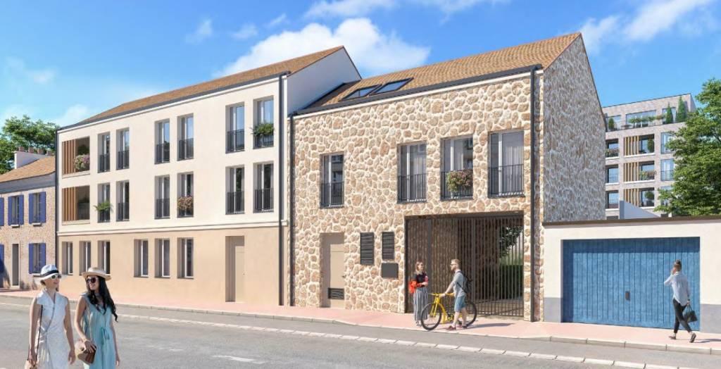 Maison T4 neuve à vendre Rambouillet