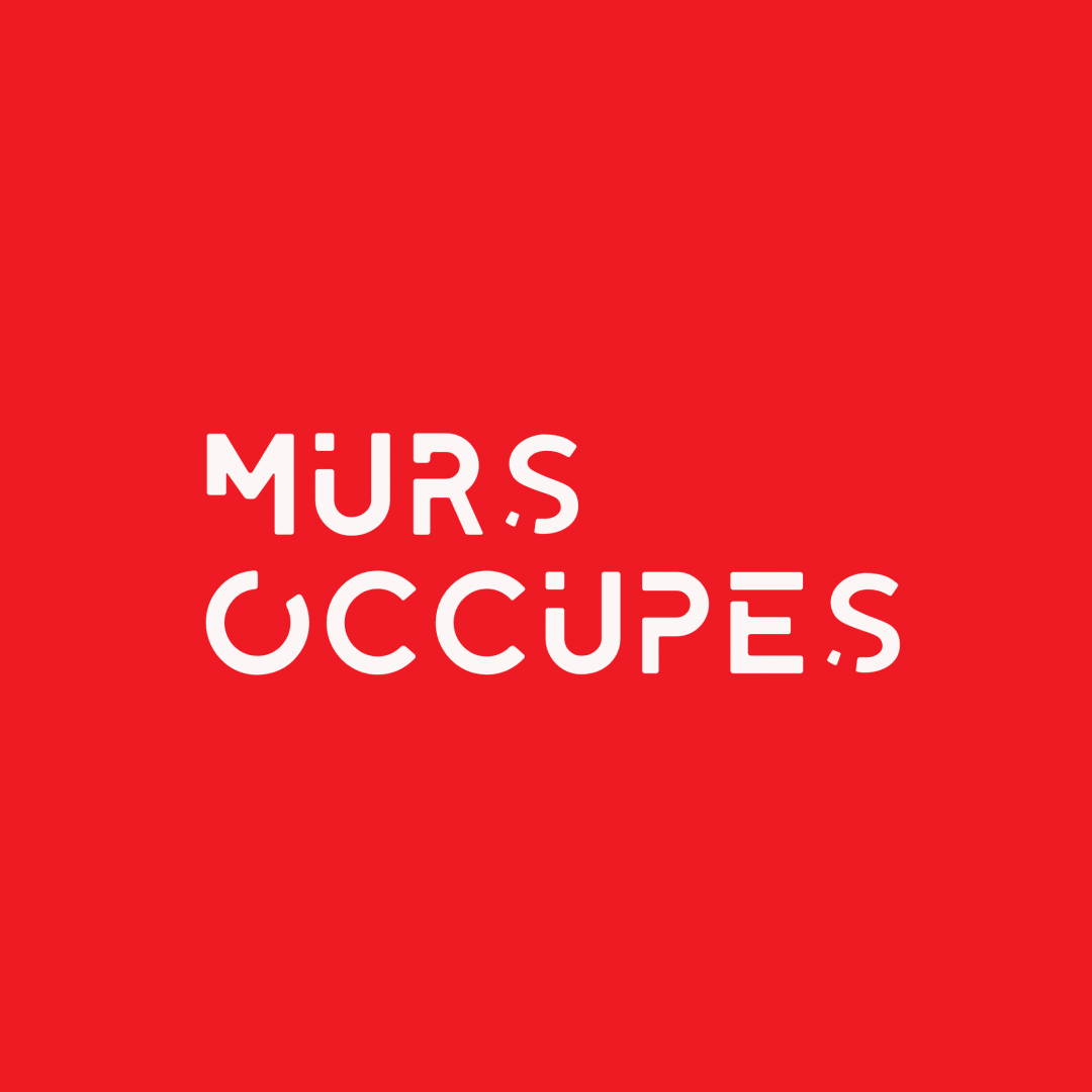 murs occupes