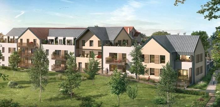 Appartement T2 à vendre St Remy (78)