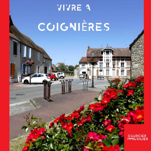 Hôtel de ville de Coignières