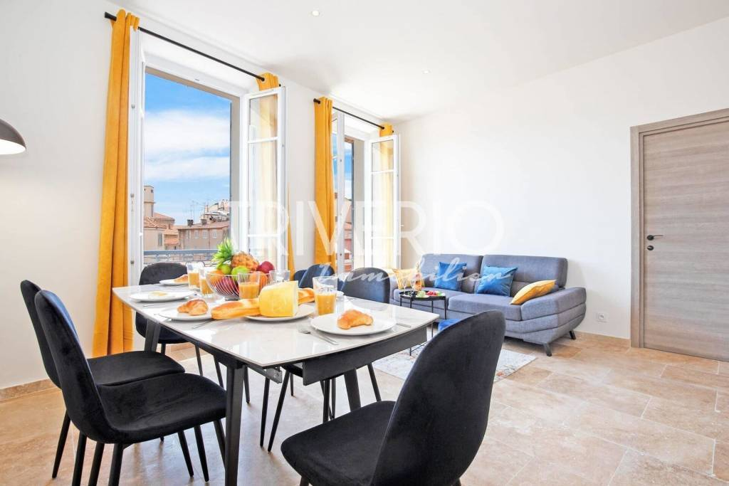 APPARTEMENT 4 P CANNES FORVILLE