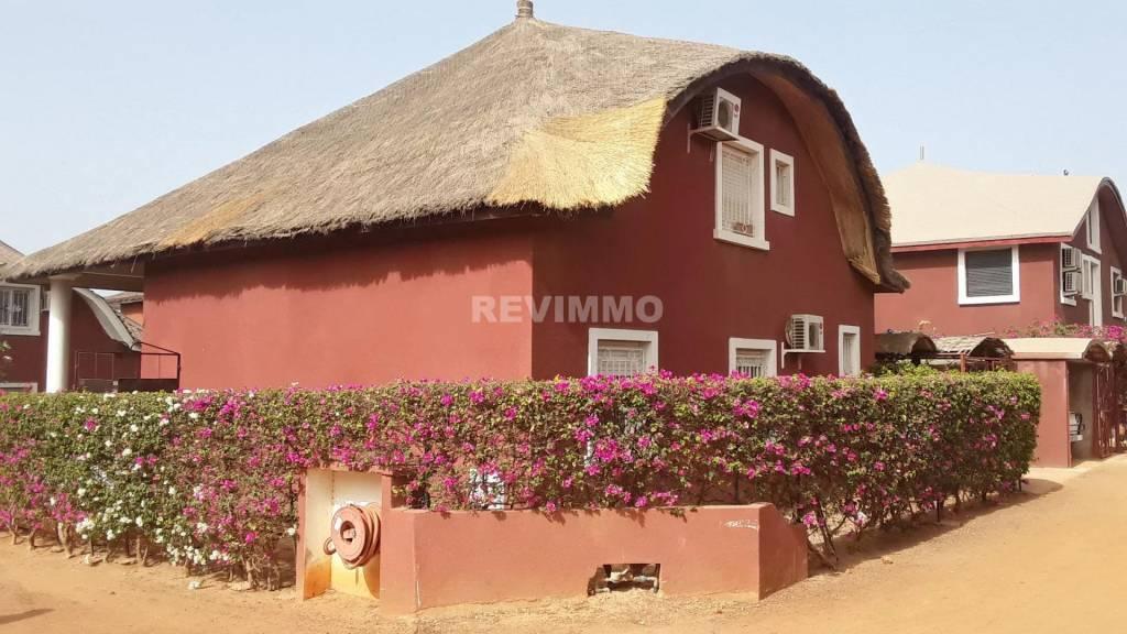 A vendre villa en Résidence Saly