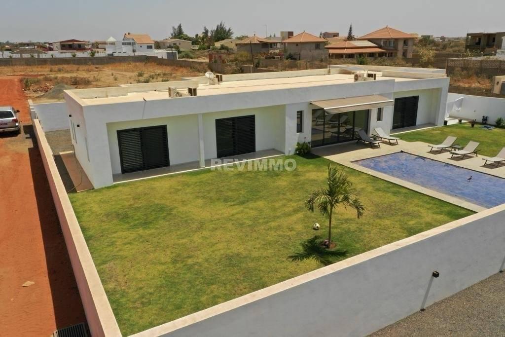 A Vendre villa neuve contemporaine