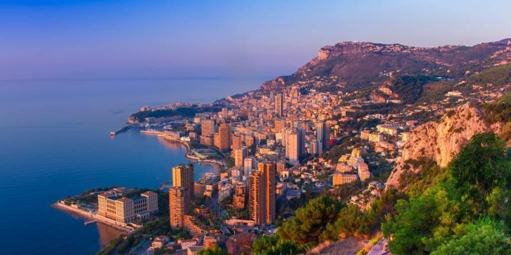 Monaco / Carré d'Or / Murs