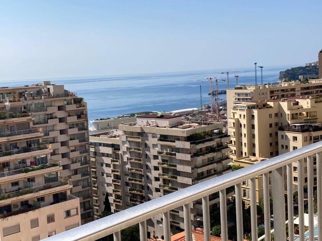 Arrendamento Apartamento Monaco La Rousse