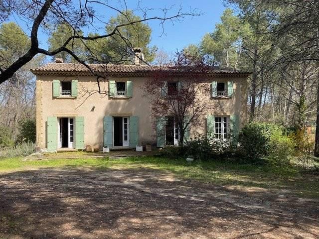 Bastide à Saint Cannat, Nord d'Aix-en-Provence