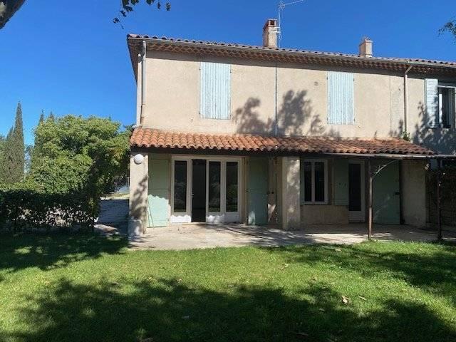 Maison T4 Zone des Milles Aix en Provence