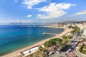 Cannes bord de mer Brasserie Restaurant Licence IV
