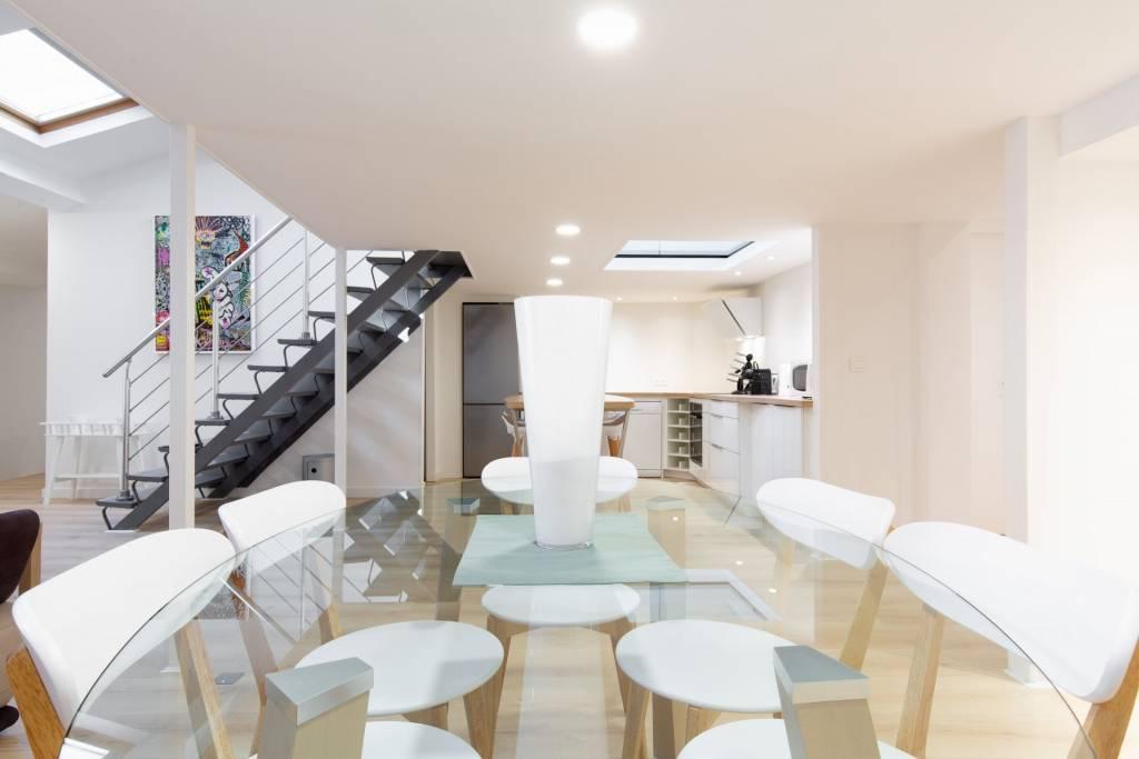 URGENT! Cannes Banane Appartement style loft 4p 130m²(114LC)