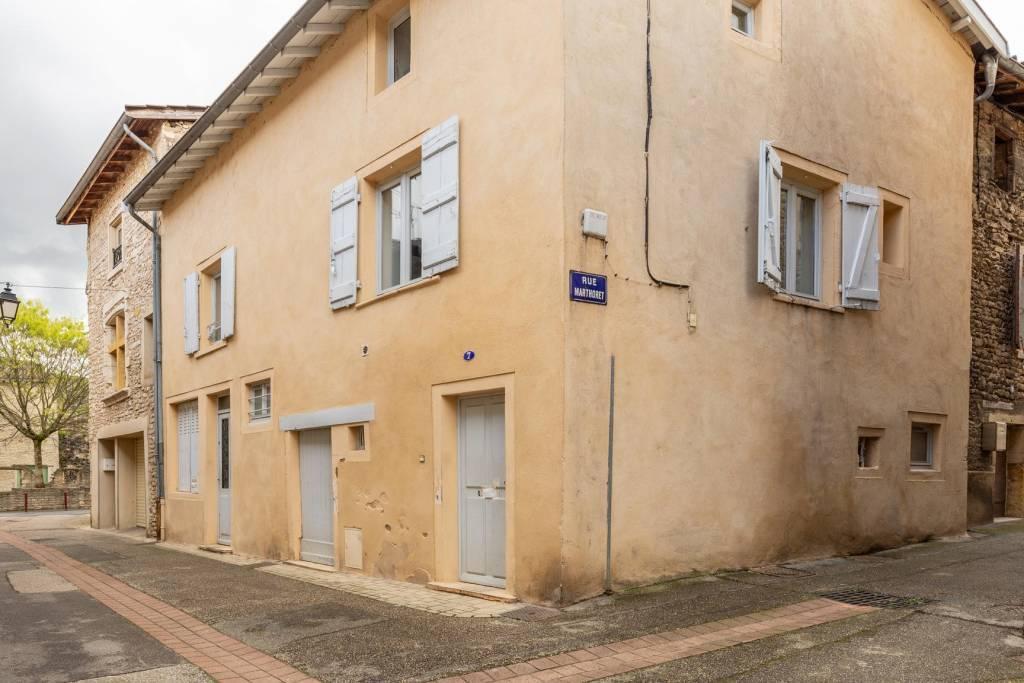- Investisseurs - Maison de ville en duplex louée