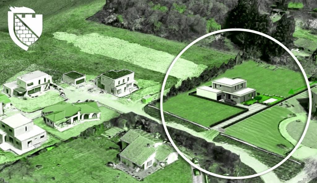 Maison toits plats de 140 m² - 4 chambres + garage
