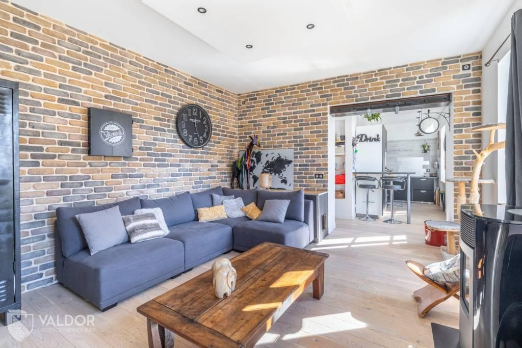 Appartement T2 de 61,28 m2