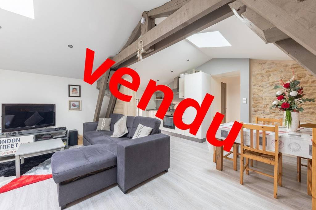 Vente Appartement Charnay