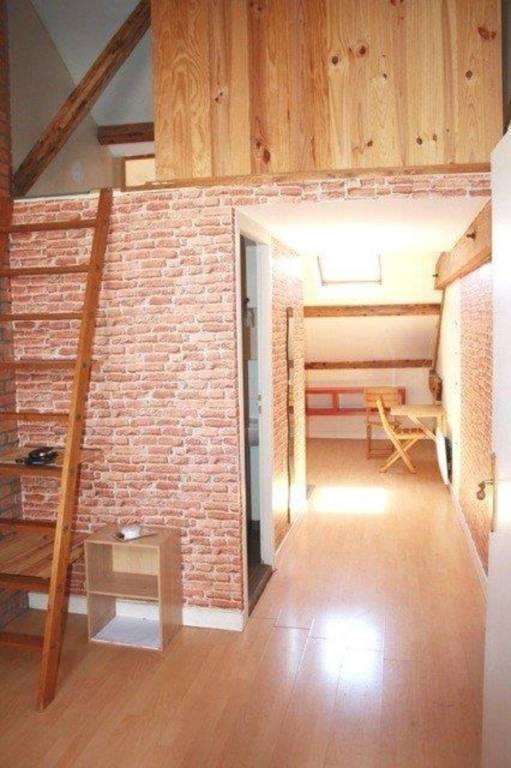 T1 bis meublé avec mezzanine