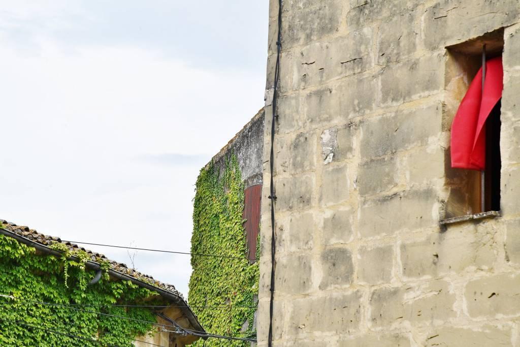 Maison de village en pierres