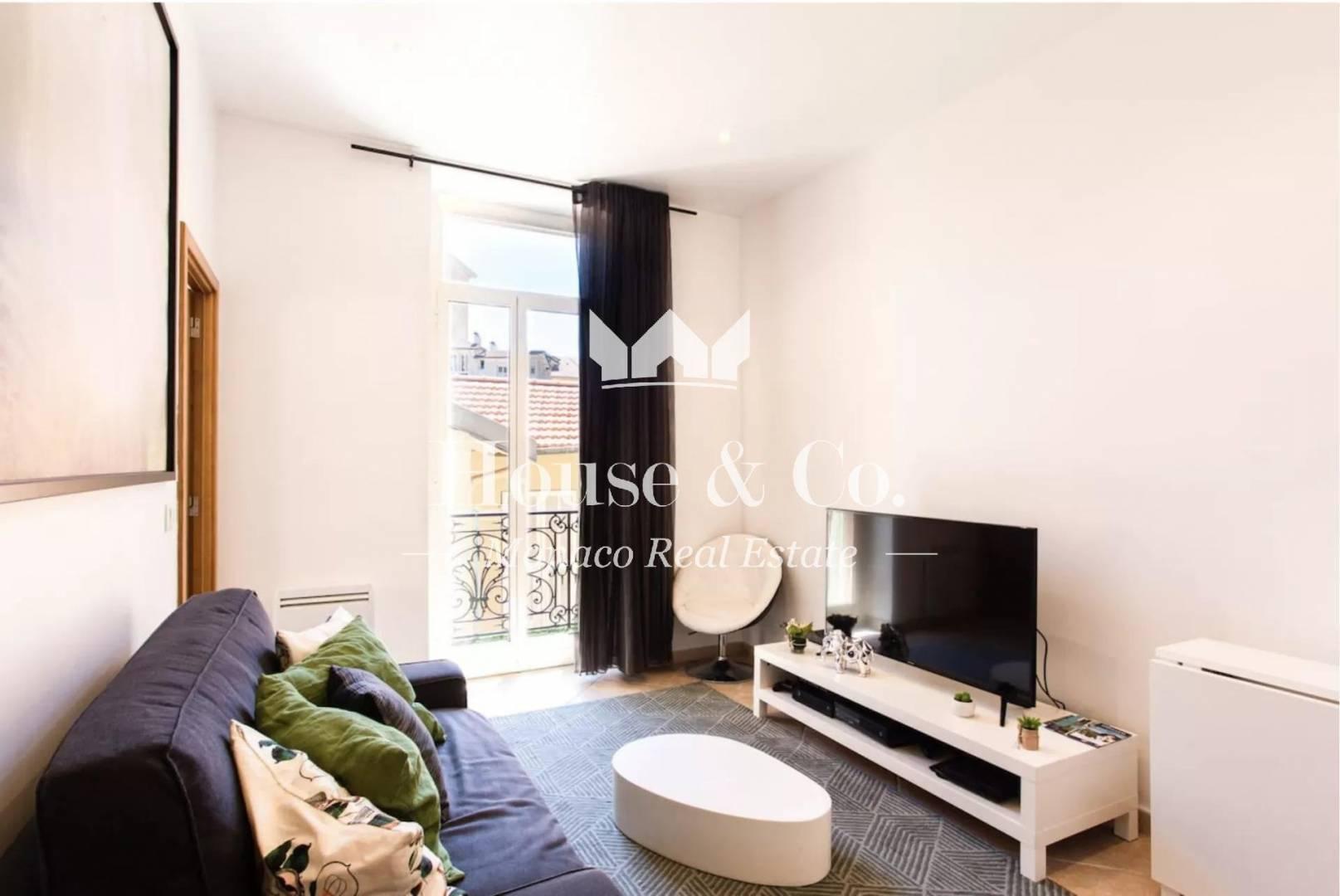 Location Appartement Beausoleil