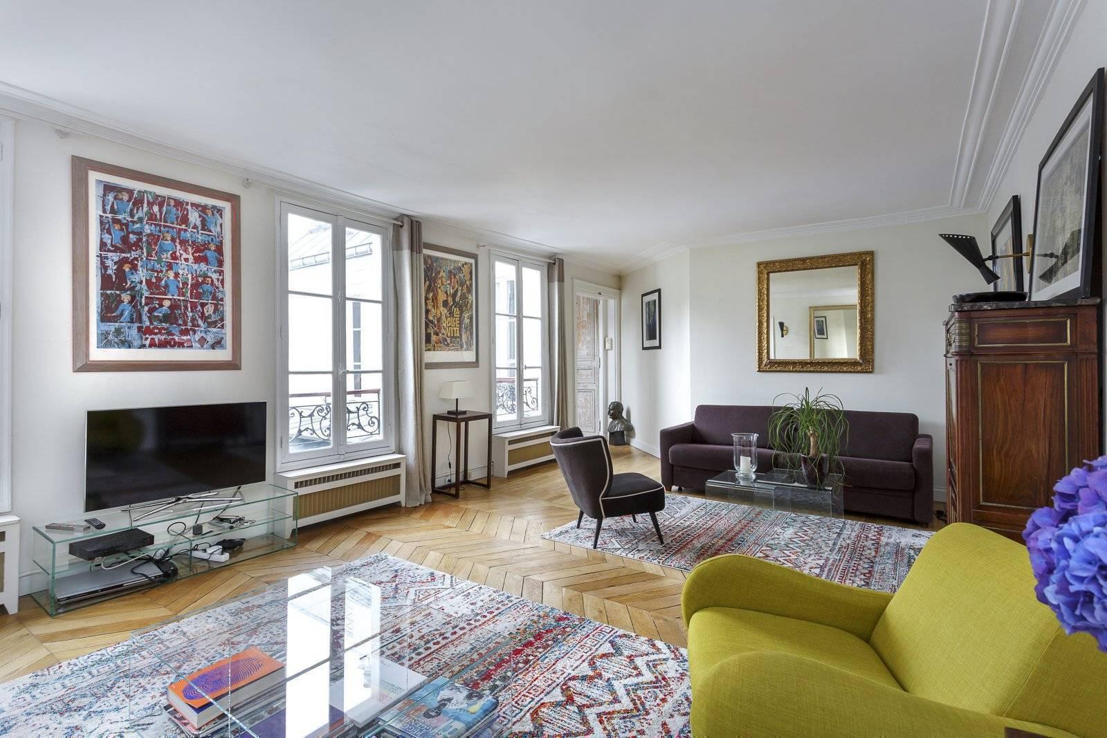 Sale Apartment Paris 7th