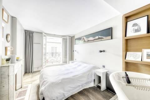 Bedroom Wooden floor