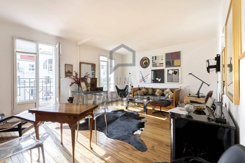 Vente Appartement Paris 13ème Croulebarbe