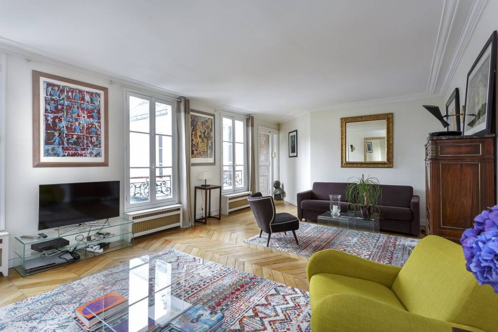 Sale Apartment Paris 7th Invalides