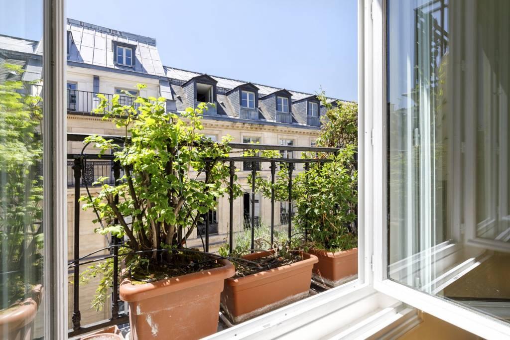 Sale Apartment Paris 2nd Gaillon