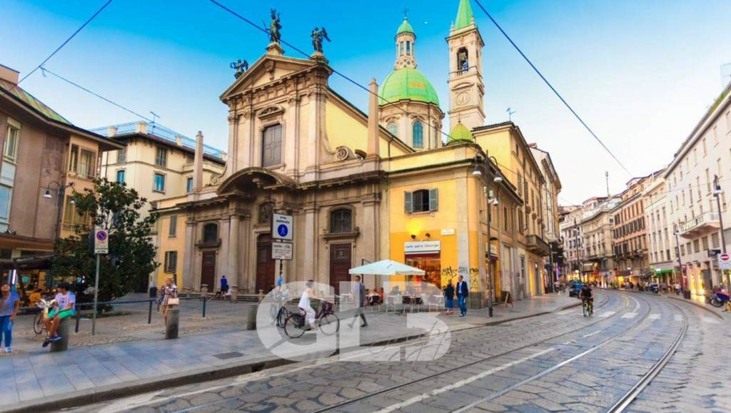 Trilocale con terrazzo adiacenze via Torino