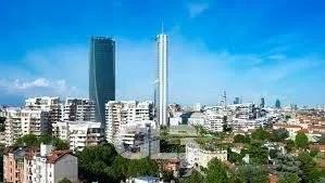 UFFICIO MILANO QUARTIERE CITY LIFE -  425 MQ425