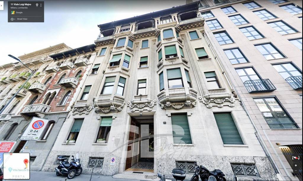 Adiacenze Piazza Duse affittasi ufficio di mq. 260