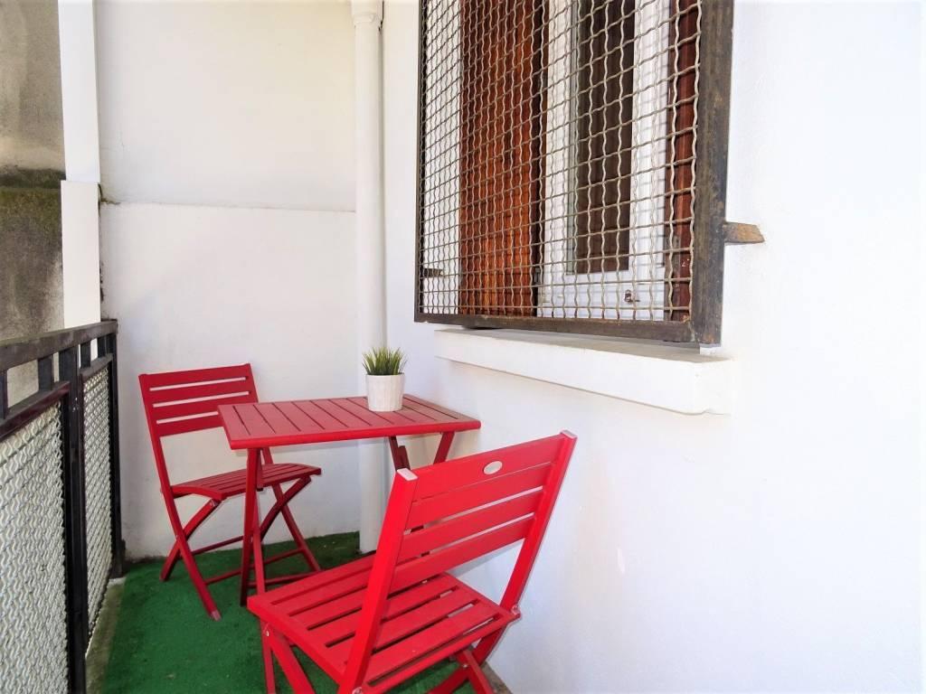 Jean Jaurès, T2 traversant de 38 m² avec balcon