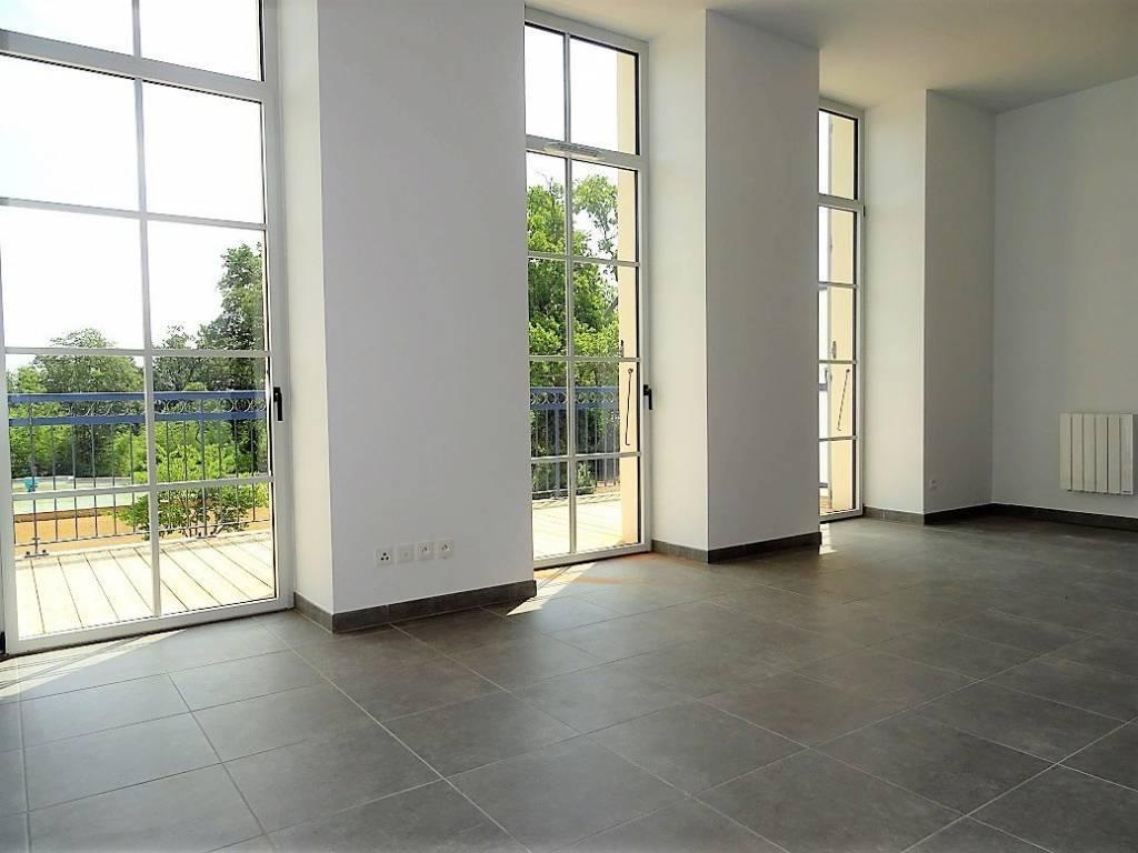 Colomiers, T2 de 52 m² avec balcon et 2 garages