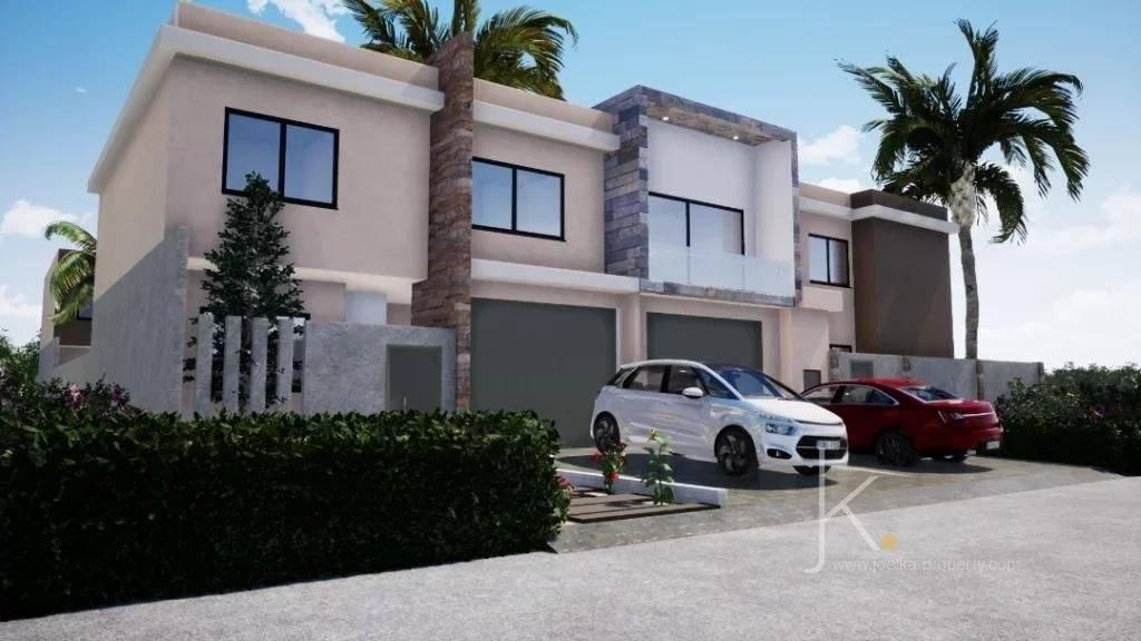Location - Villas Duplex 4P - [Riviera M'Badon ]