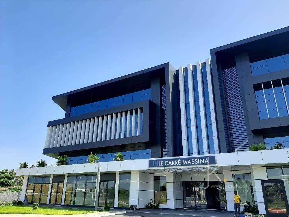 Location -  Plateforme de bureau - [Aéroport Port Bouet]