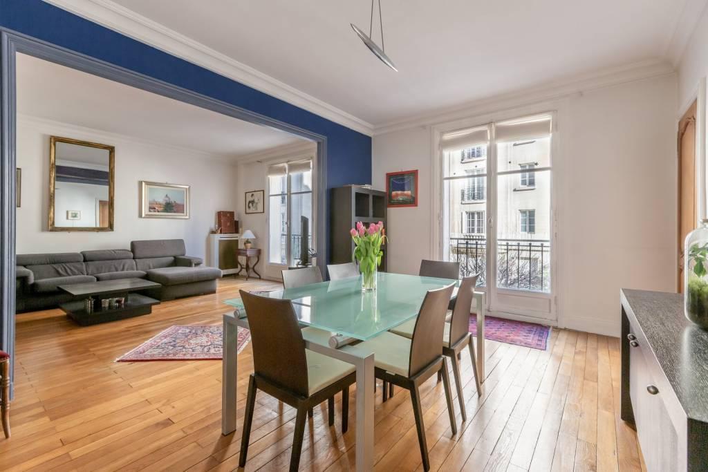 Appartement familial et de réception