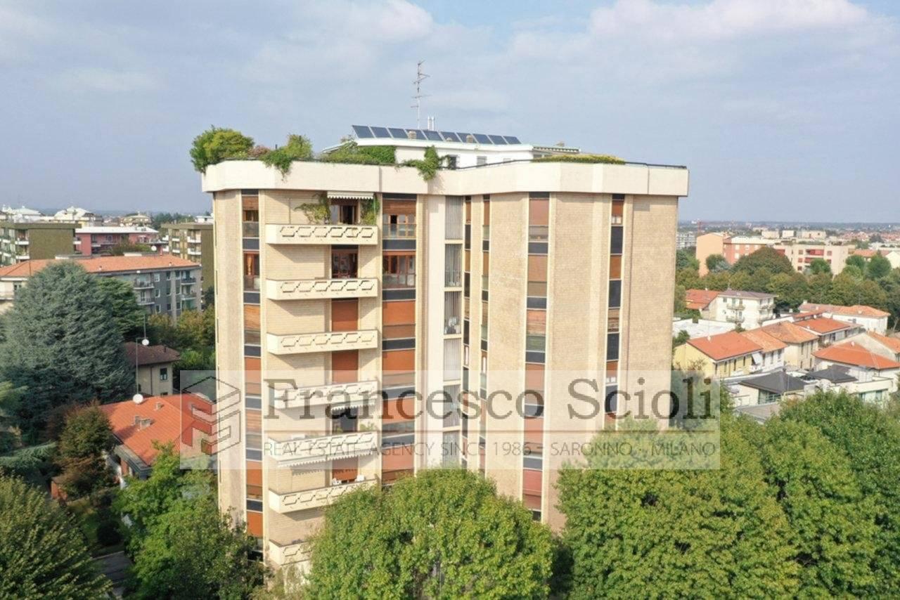 Condominio Via Angelo Volonterio, 21