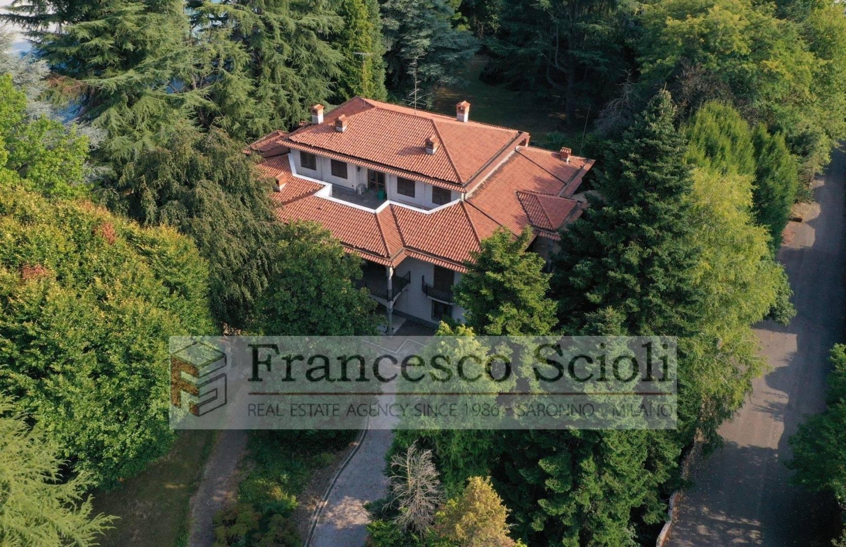 Villa via XX Settembre, 37