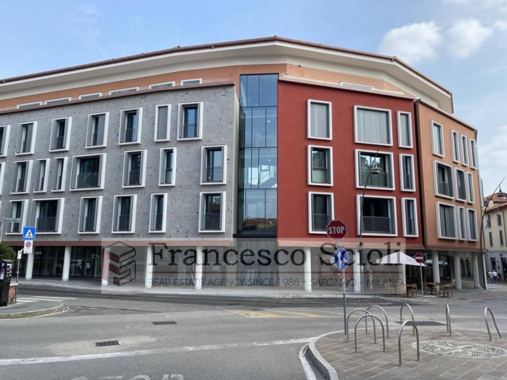 Condominio Piazza Unità d'Italia