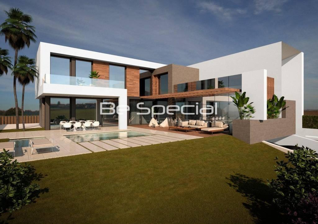 Villa Akbou is a special design