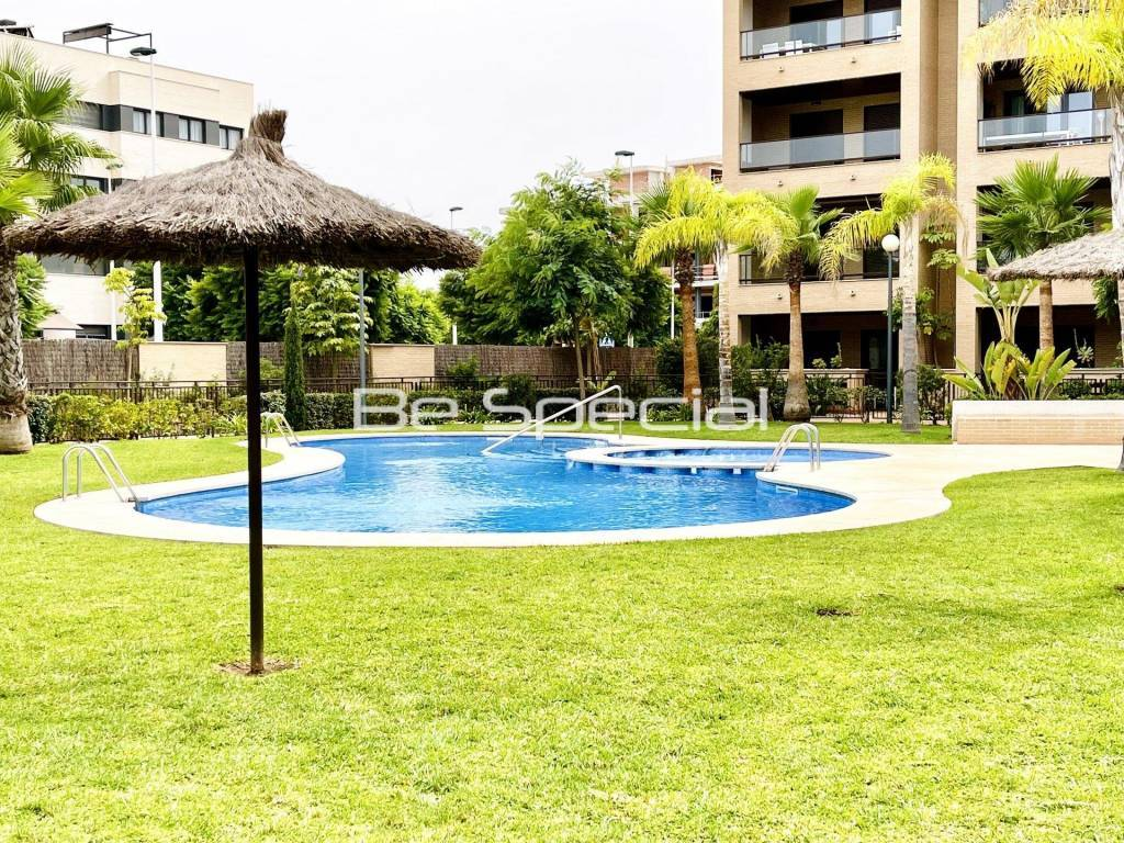 Beautifull Fully Furnished 3 Bedroom Apartment just 300m from the beach in Javea